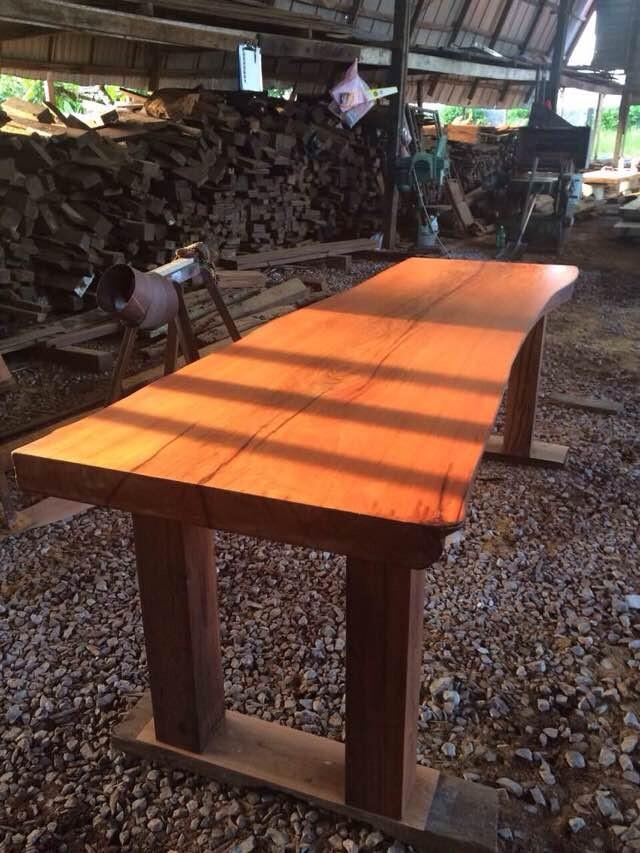 坤甸铁樟木大板--板材原木